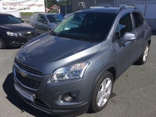verkauft chevrolet trax 1 4t eco awd lt gebraucht 2013 km in frauental deuts. Black Bedroom Furniture Sets. Home Design Ideas