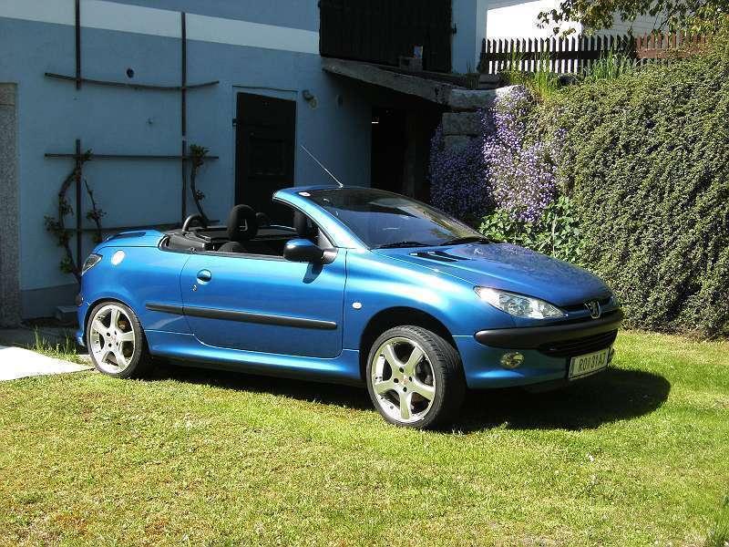 Preis Auspuff Peugeot 206 : 146 gebrauchte peugeot 206 cc peugeot 206 cc gebrauchtwagen ~ Jslefanu.com Haus und Dekorationen