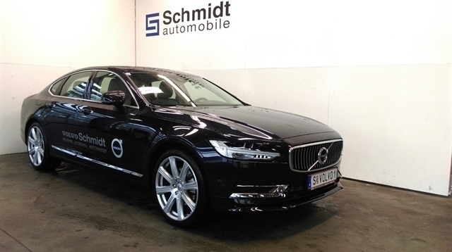 verkauft volvo s90 d4 geartronic inscr gebraucht 2016 km in salzburg. Black Bedroom Furniture Sets. Home Design Ideas