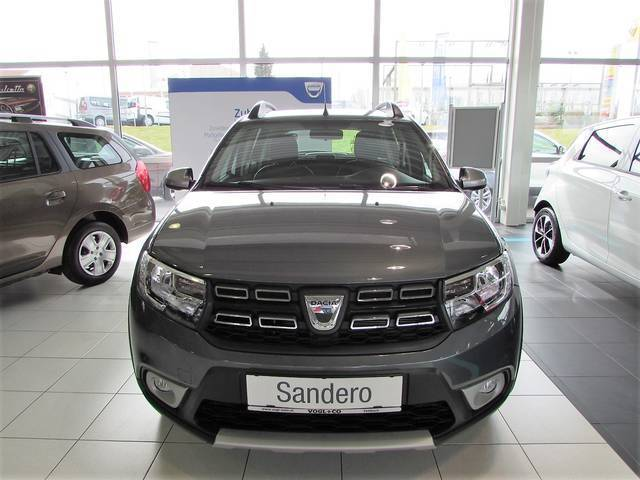 verkauft dacia sandero stepway sensati gebraucht 2016 100 km in feldbach. Black Bedroom Furniture Sets. Home Design Ideas