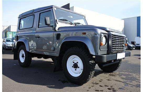 verkauft land rover defender 90 stati gebraucht 2008 km in wien. Black Bedroom Furniture Sets. Home Design Ideas