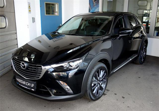 Mazda 3 Gebraucht : verkauft mazda cx 3 g120 revolution mo gebraucht 2017 km in wien ~ Aude.kayakingforconservation.com Haus und Dekorationen