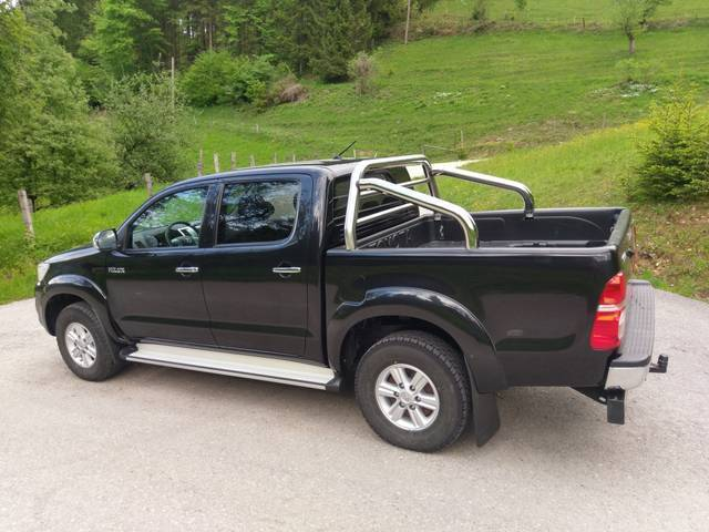 verkauft toyota hilux hilux 2 5l d 4dp gebraucht 2011 km in weyer. Black Bedroom Furniture Sets. Home Design Ideas