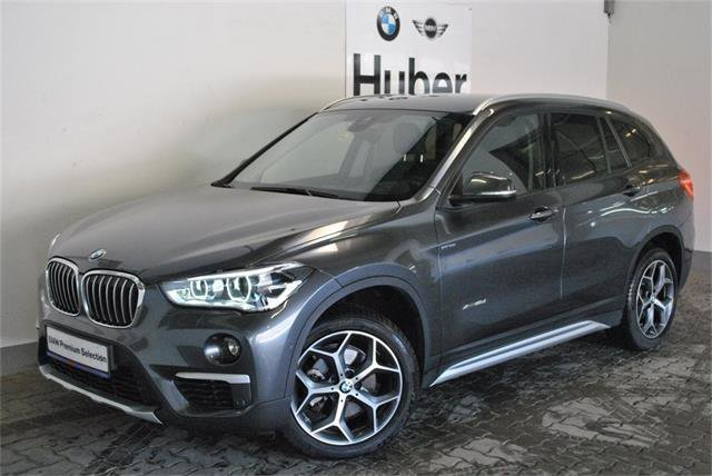 verkauft bmw x1 xdrive18d gebraucht 2016 km in. Black Bedroom Furniture Sets. Home Design Ideas