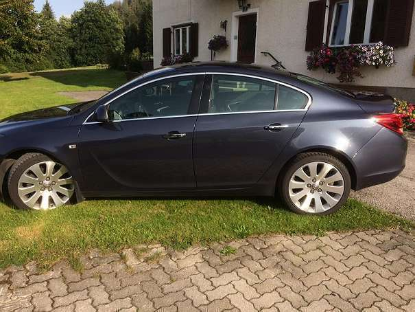 verkauft opel insignia 2 0 turbo limou gebraucht 2009 km in sankt sebastian. Black Bedroom Furniture Sets. Home Design Ideas