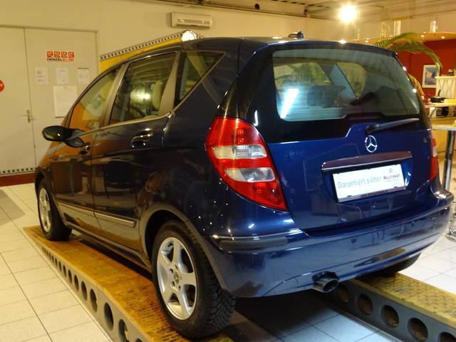 Verkauft mercedes a150 a edition elega gebraucht 2007 for Auto stockerau