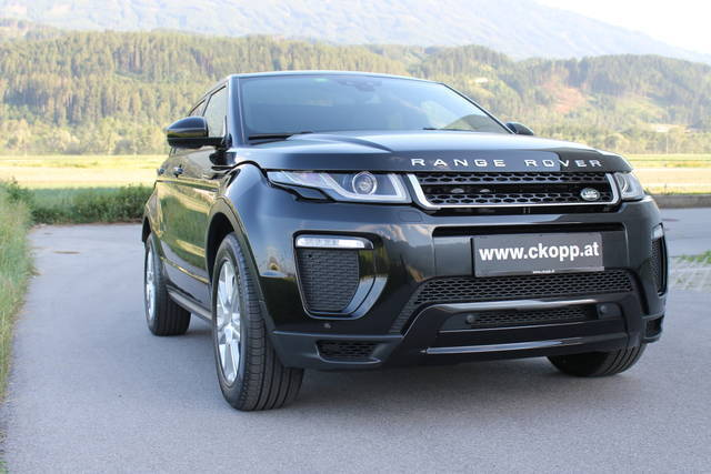 verkauft land rover range rover evoque gebraucht 2016 km in rum. Black Bedroom Furniture Sets. Home Design Ideas