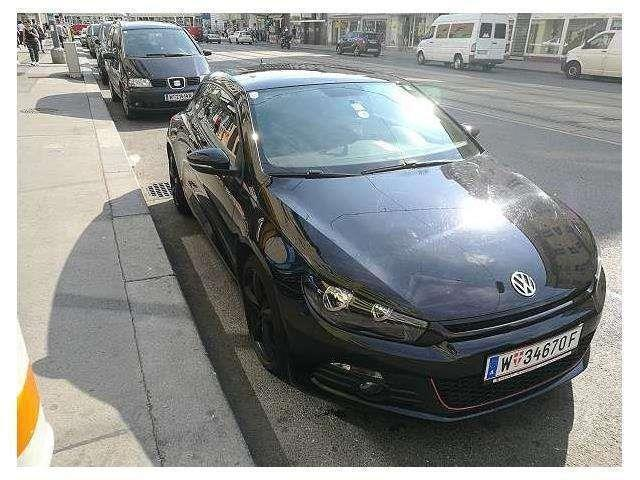 verkauft vw scirocco 2 0 tsi dsg gebraucht 2009 km in wolfern. Black Bedroom Furniture Sets. Home Design Ideas