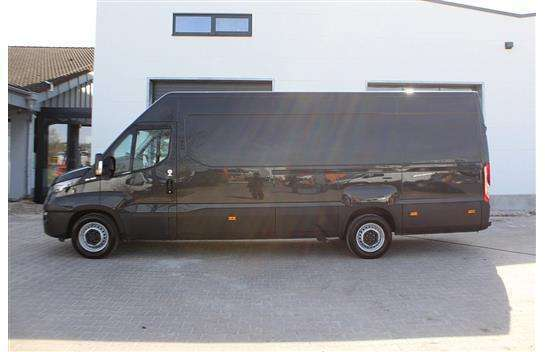 verkauft iveco daily 35s15 maxi lade gebraucht 2015 km in aurach am hongar. Black Bedroom Furniture Sets. Home Design Ideas