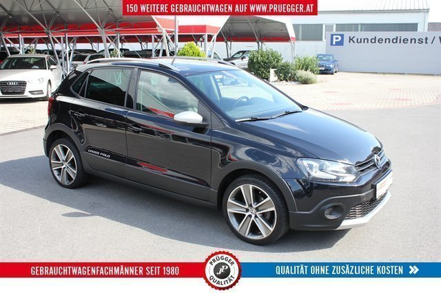 verkauft vw polo cross 1 2 tsi dsg gebraucht 2011 km in hausmannst tten. Black Bedroom Furniture Sets. Home Design Ideas