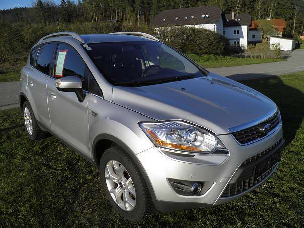 verkauft ford kuga 2 0 titanium 4x4 td gebraucht 2011. Black Bedroom Furniture Sets. Home Design Ideas