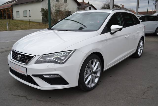 gebraucht fr 2 0 tdi dsg facelift neuwagen 22 seat leon st 2017 km 0 in graz thondorf. Black Bedroom Furniture Sets. Home Design Ideas