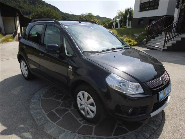 verkauft suzuki sx4 1 9 gl ddis deluxe gebraucht 2006 km in sieggraben. Black Bedroom Furniture Sets. Home Design Ideas