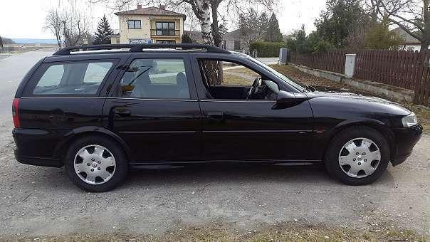 Bardzo dobry Verkauft Opel Vectra B Kombi 2.0 Turbo., gebraucht 1999, 253.000 EK33