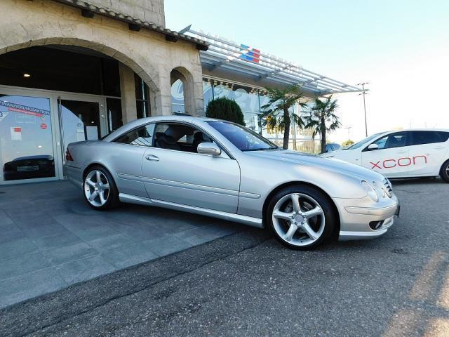 Mercedes Cl  Gebraucht