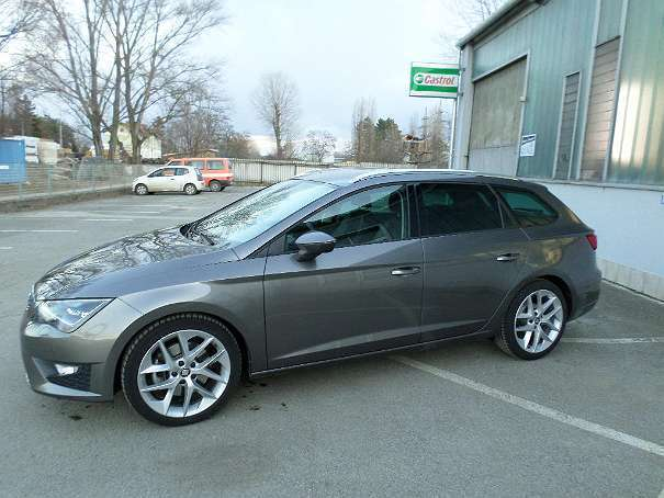 verkauft seat leon st fr tsi 1 4 kombi gebraucht 2016 km in mistelbach. Black Bedroom Furniture Sets. Home Design Ideas