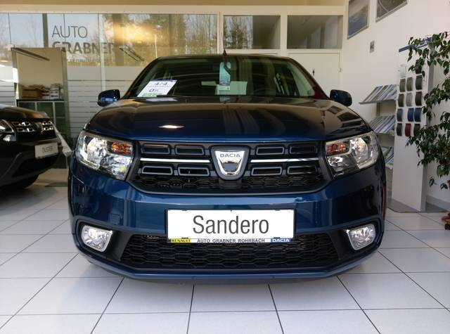verkauft dacia sandero supreme tce 90 gebraucht 2016 50 km in rohrbach. Black Bedroom Furniture Sets. Home Design Ideas