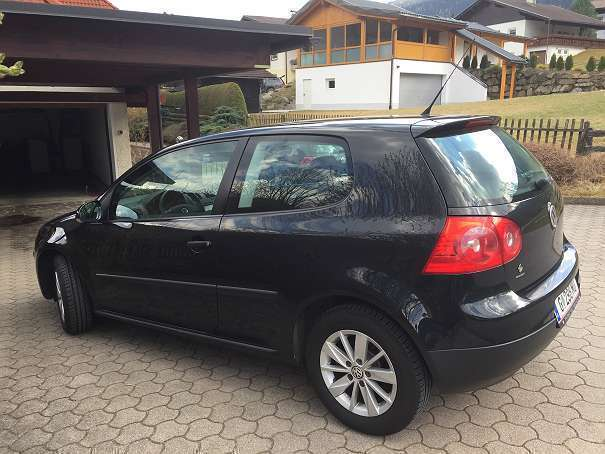 verkauft vw golf rabbit 1 4 kombi gebraucht 2005 km in afritz. Black Bedroom Furniture Sets. Home Design Ideas