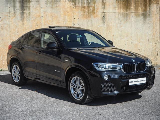 verkauft bmw x4 xdrive20d gebraucht 2017 km in graz liebenau. Black Bedroom Furniture Sets. Home Design Ideas