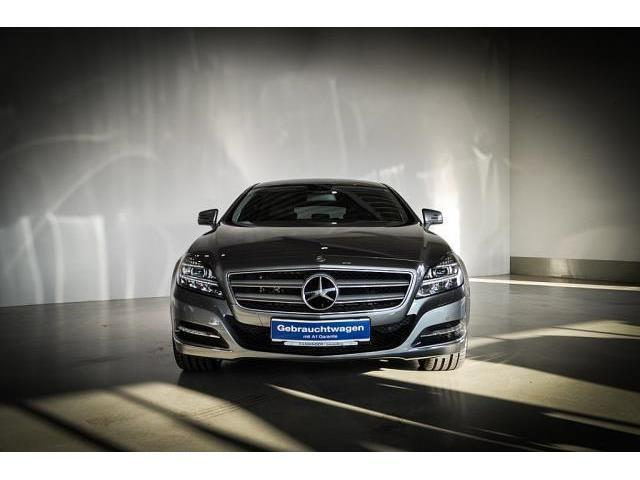verkauft mercedes cls350 cdi sb 4matic gebraucht 2013. Black Bedroom Furniture Sets. Home Design Ideas