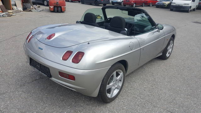 verkauft fiat barchetta cabrio roads gebraucht 1999 km in st johann im sag. Black Bedroom Furniture Sets. Home Design Ideas