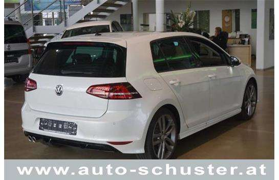 Gebraucht Vw Golf Vii Tsi 1 4 Allstar R Line Sportpaket 18zoll Limousine