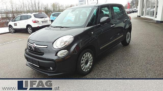 verkauft fiat 500l 1 4 95 pop star gebraucht 2013 km in linz. Black Bedroom Furniture Sets. Home Design Ideas