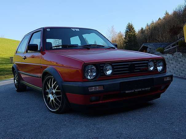 verkauft vw golf gti g60 kompakt kl gebraucht 1990 km in hallein. Black Bedroom Furniture Sets. Home Design Ideas