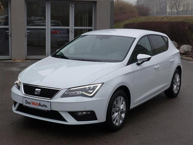 verkauft seat leon style tdi gebraucht 2017 250 km in wien. Black Bedroom Furniture Sets. Home Design Ideas