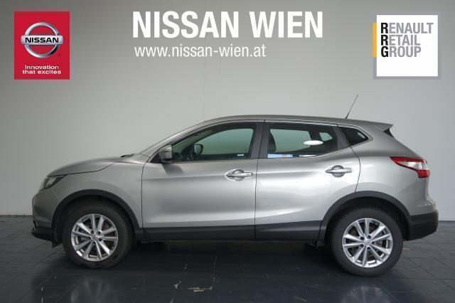 verkauft nissan qashqai 1 6 dci acenta gebraucht 2016 km in wien. Black Bedroom Furniture Sets. Home Design Ideas