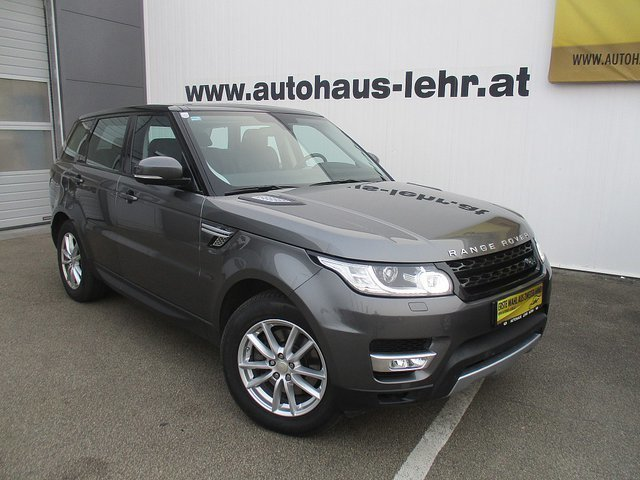 verkauft land rover range rover sport gebraucht 2014. Black Bedroom Furniture Sets. Home Design Ideas