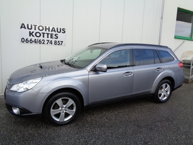 verkauft subaru outback touring wagon gebraucht 2010 km in kottes. Black Bedroom Furniture Sets. Home Design Ideas