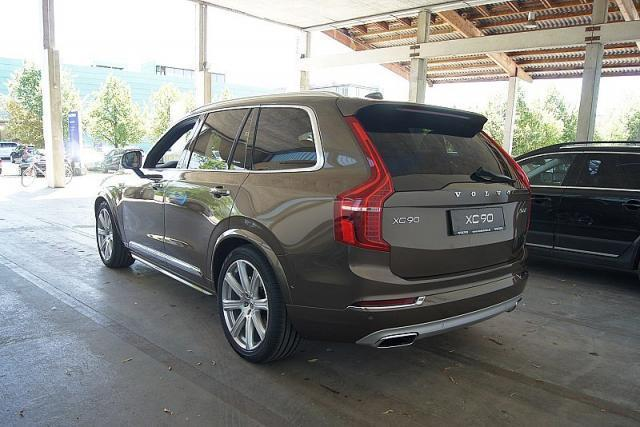 verkauft volvo xc90 t6 awd inscription gebraucht 2017 5. Black Bedroom Furniture Sets. Home Design Ideas