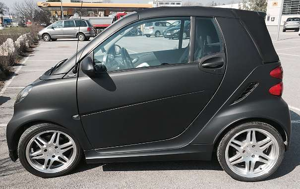 verkauft smart fortwo cabrio fortwo ca gebraucht 2008. Black Bedroom Furniture Sets. Home Design Ideas