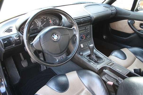 Verkauft Bmw Z3 18 Leder Sportsitze M Gebraucht 1998 135380 Km