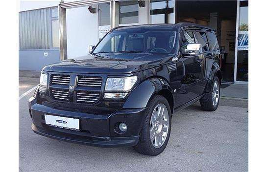 gebraucht 2 8 crd r t aut dodge nitro 2008 km in wien. Black Bedroom Furniture Sets. Home Design Ideas