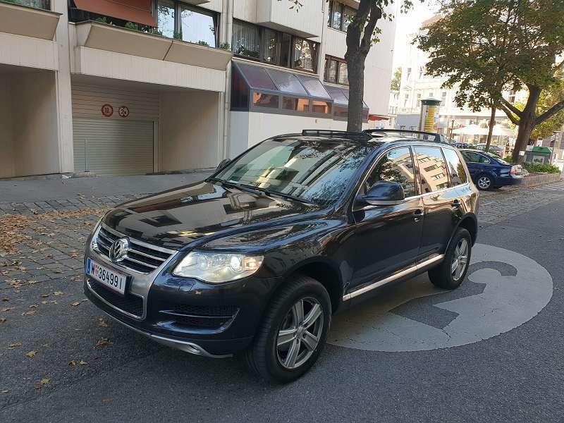 Verkauft Vw Touareg 30 V6 Tdi Kombi Gebraucht 2008 212000 Km