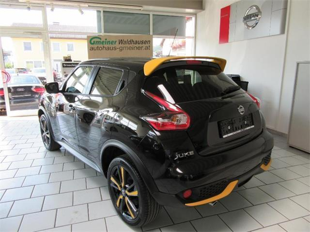 verkauft nissan juke 1 2 dig t n conne gebraucht 2016 7. Black Bedroom Furniture Sets. Home Design Ideas