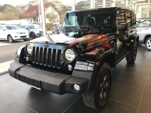 verkauft jeep wrangler unlimited night gebraucht 2017 0. Black Bedroom Furniture Sets. Home Design Ideas