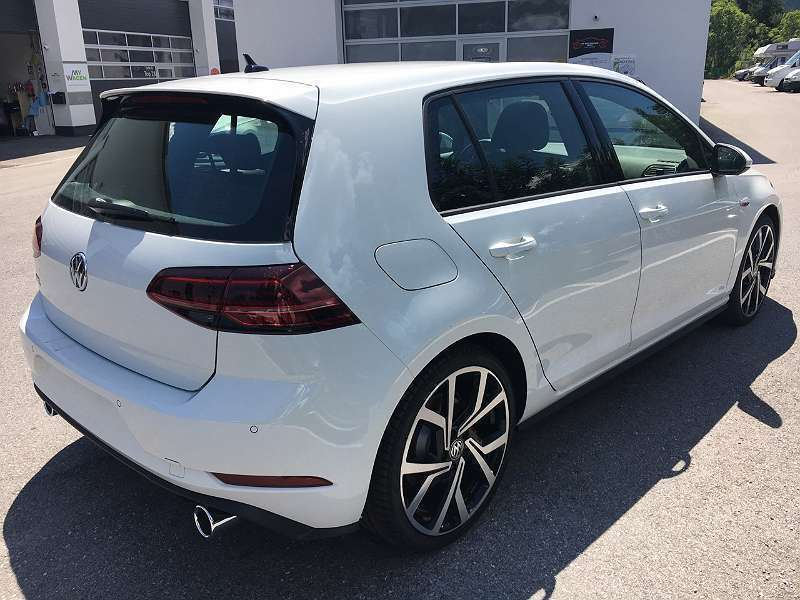 verkauft vw golf gti 2 0 tsi dsg 2xgti gebraucht 2018. Black Bedroom Furniture Sets. Home Design Ideas