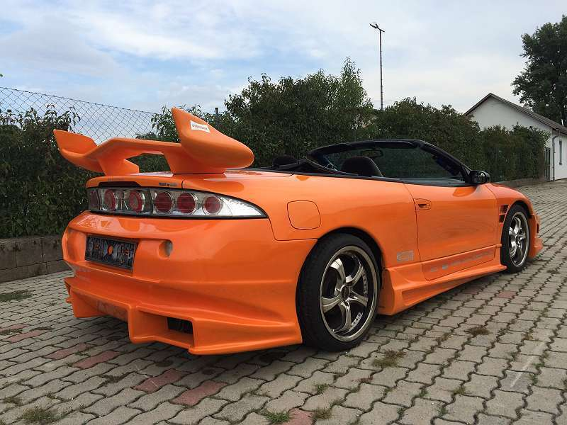 verkauft mitsubishi eclipse spyder 2 4 gebraucht 1996 km in weiden am see. Black Bedroom Furniture Sets. Home Design Ideas