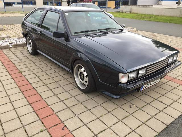 verkauft vw scirocco gt2 gebraucht 1989 km in st nikolai im sausal. Black Bedroom Furniture Sets. Home Design Ideas