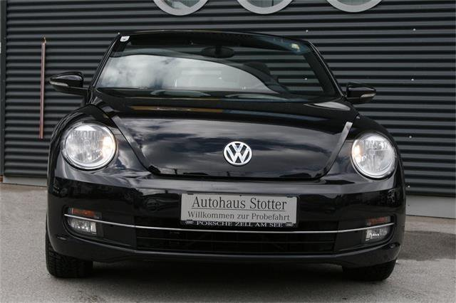 verkauft vw beetle cabrio 1 2 tsi bmt gebraucht 2013. Black Bedroom Furniture Sets. Home Design Ideas