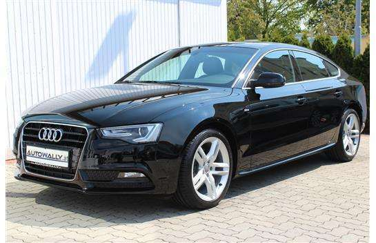 verkauft audi a5 sportback 1 8 tfsi da gebraucht 2014. Black Bedroom Furniture Sets. Home Design Ideas