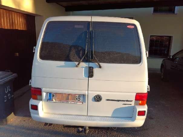 gebraucht transporter t3 t4 kleinbus vw transporter 2002 km in graz. Black Bedroom Furniture Sets. Home Design Ideas