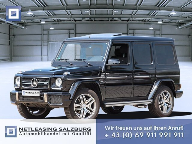 verkauft mercedes g63 amg amg modell 2 gebraucht 2016 km in anif. Black Bedroom Furniture Sets. Home Design Ideas