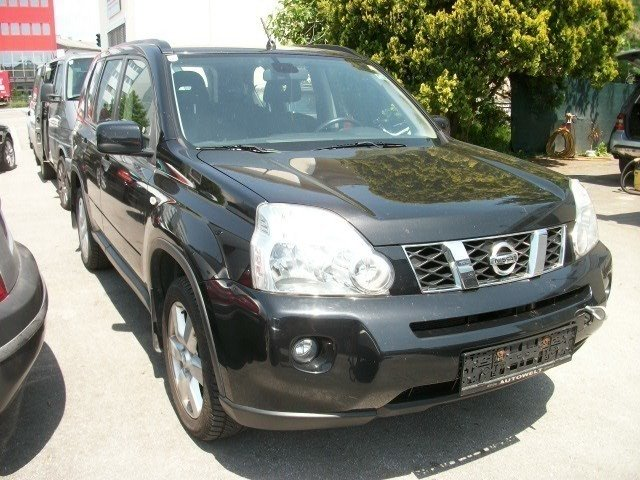 verkauft nissan x trail 4x4 se 2 0 dci gebraucht 2008 km in graz. Black Bedroom Furniture Sets. Home Design Ideas