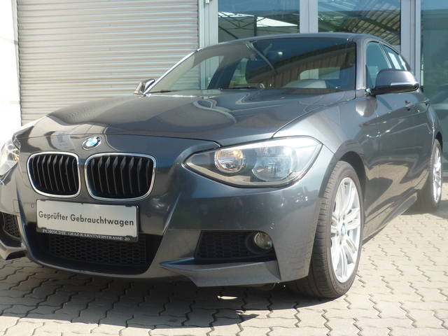 verkauft bmw 118 d m packet gebraucht 2012 km in. Black Bedroom Furniture Sets. Home Design Ideas
