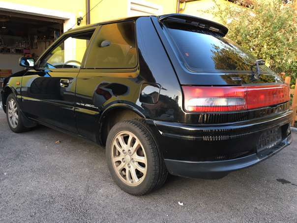 verkauft mazda 323 gtr turbo 4x4 klein gebraucht 1992. Black Bedroom Furniture Sets. Home Design Ideas