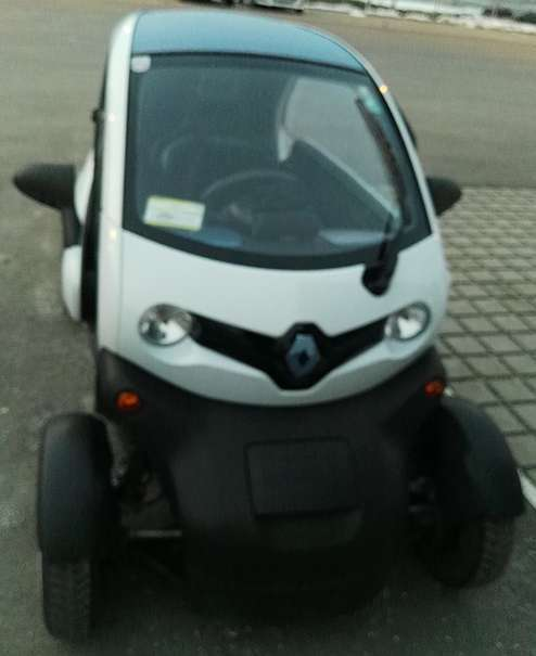 verkauft renault twizy 80 klein komp gebraucht 2013 km in arndorf. Black Bedroom Furniture Sets. Home Design Ideas